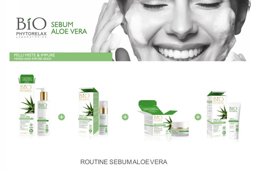 Prodotti da supermercato per la pelle mista e grassa: Phytorelax Sebum Base