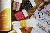 Scintilla Eco Bio: nuova linea di prodotti bio per capelli