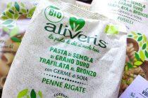 Aliveris: la pasta biologica dal cuore di Soia