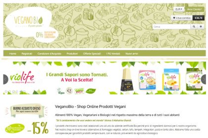 Haul Mega Spesa da VeganoBio