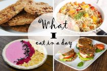 What I eat in a day – Vegan & BIO #1