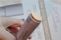 Review Fondotinta Star System Neve Cosmetics