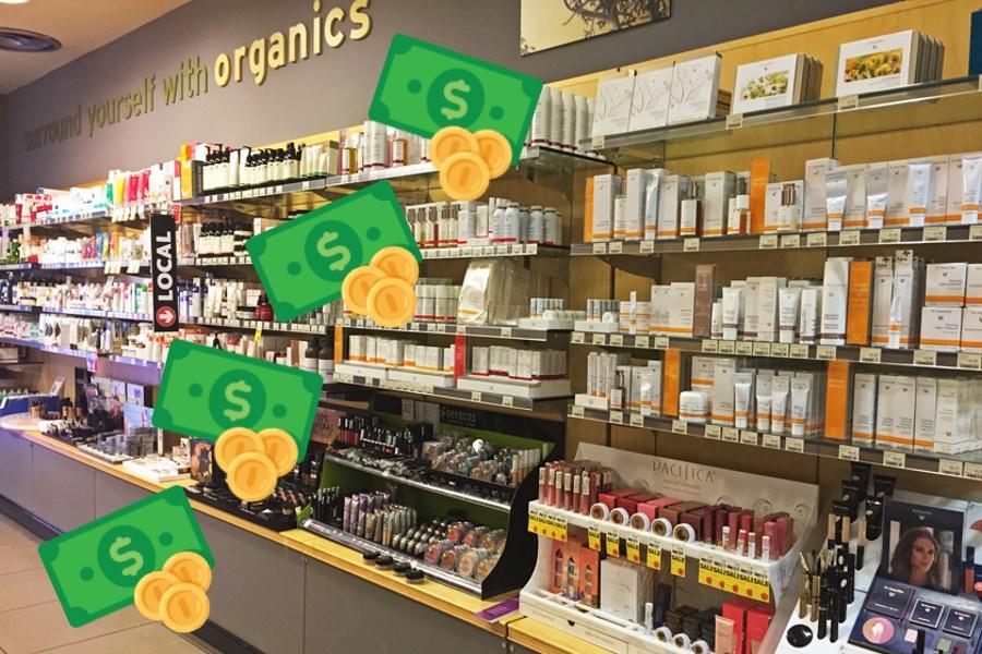quanto guadagna una bioprofumeria