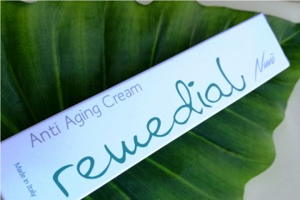 Review Anti-aging Cream REMEDIAL Nuvò