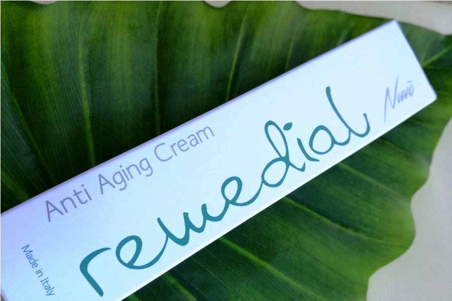 nuvo antiaging cream remedial