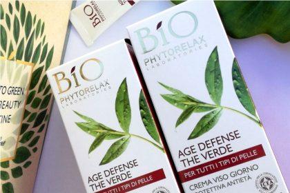 Phytorelax Age Defense The Verde: novità per la pelle matura