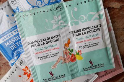 Secrets des Fées: cosmetici bio in polvere!