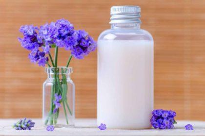 Shampoo rinforzante fai da te (ottimo dopo l'estate!)