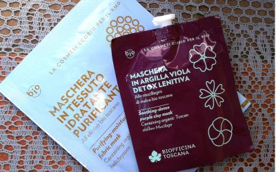 Nuove maschere Biofficina Toscana presentate al Sana 2018