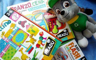 Headu: alla scoperta dei giochi che stimolano l'intelligenza!