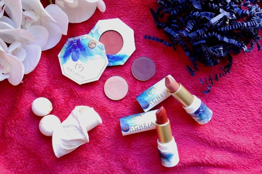 Nuova linea di make-up Magheia Cosmetics