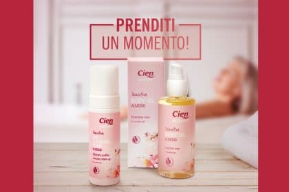 Cien Nature Sensitive alla Mandorla: nuova Limited Edition Lidl Italia!