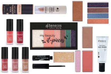 Novità Benecos 2019 (rossetti liquidi, fondotinta in stick e palette!)