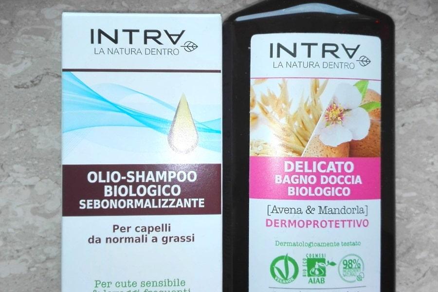 INTRA: nuova linea eco bio certificata da supermercato!