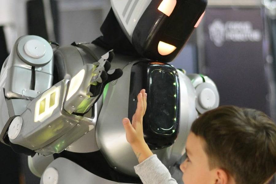 La Città dei Robot – show didattico con oltre 72 Robot internazionali