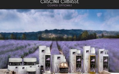 Lavanda: la cosmesi officinale di Cascina Cabasse