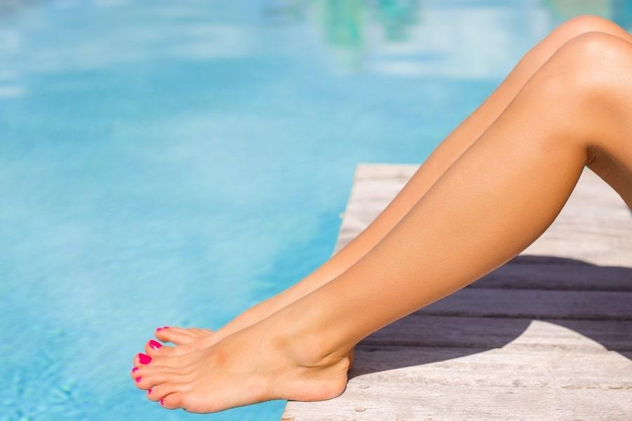 Gambe pesanti: i migliori rimedi naturali
