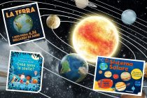 5 libri per bambini sui pianeti e sull'astronomia + materiali didattici gratuiti