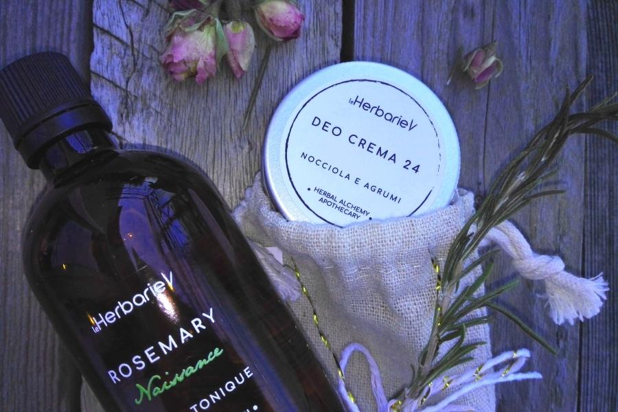 deodorante che non irrita e funziona le herbarie