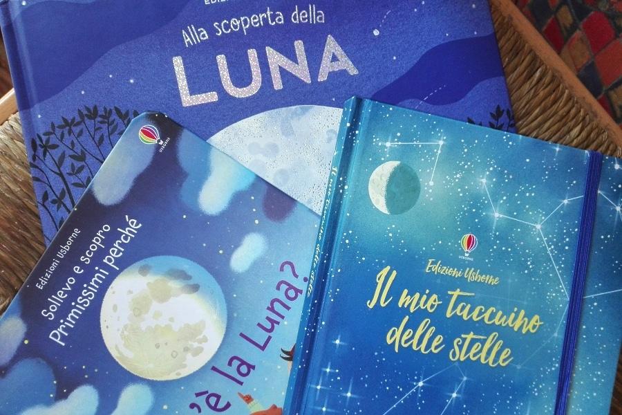 Allunaggio: la Luna spiegata ai bambini