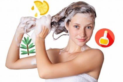 Shampoo ristrutturante fai da te per l'estate