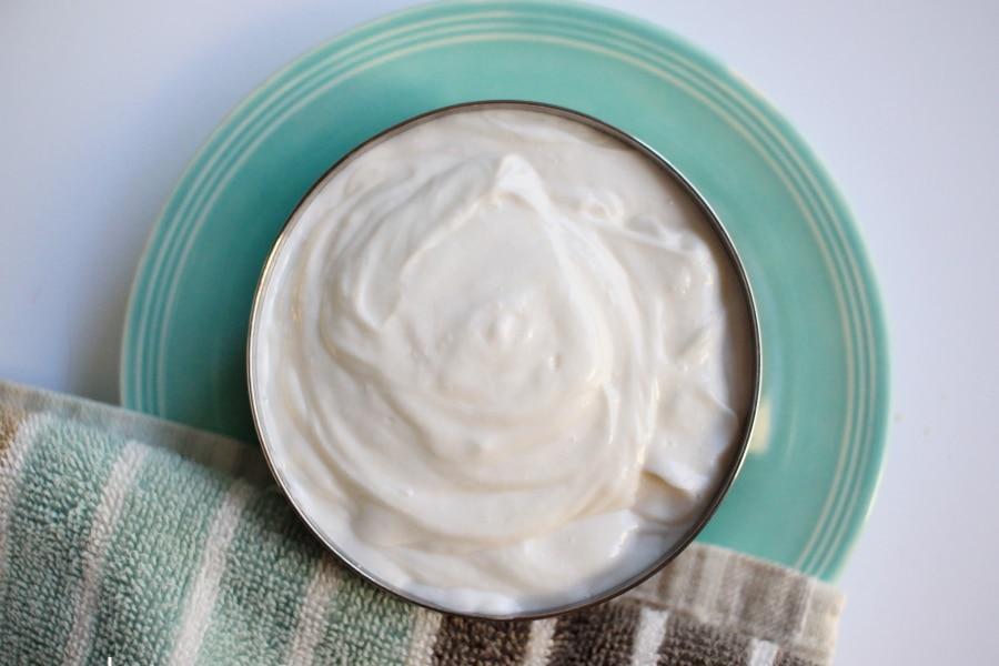 crema viso fai da te facile e zero waste