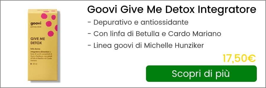 Goovi give me detox opinioni