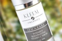 Kleem Organics Siero Viso Vitamina C & Acido Ialuronico