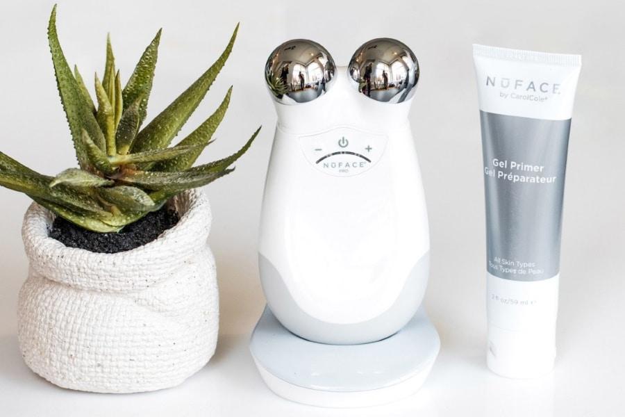 nuface trinity facial toning device prezzo
