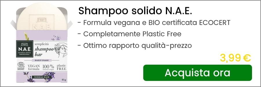banner shampoo solido NAE
