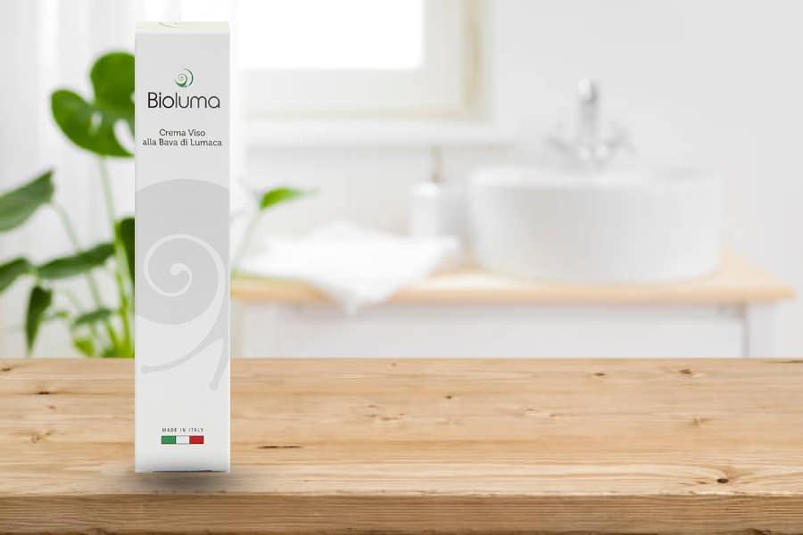bioluma crema viso