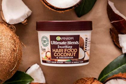 Garnier Hair Food Cocco: la maschera capelli SEGRETA che non trovi nei negozi