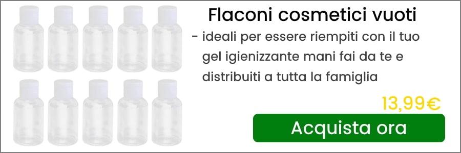 banner flaconi cosmetici