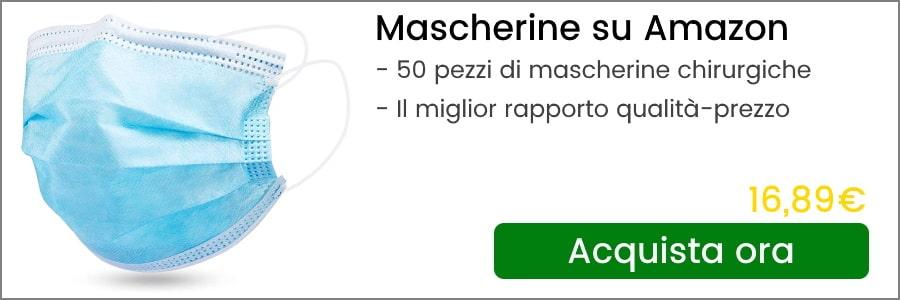 banner mascherine chirurgiche
