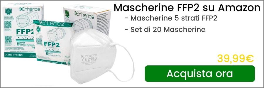 banner mascherine ffp2