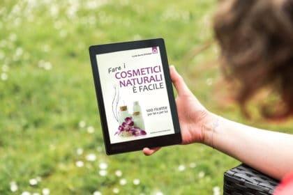 Ebook gratis cosmetici fai da te: ecco i migliori!