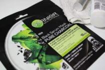 Maschera Garnier Pure Charcoal: la Black Mask che non ti aspetti!