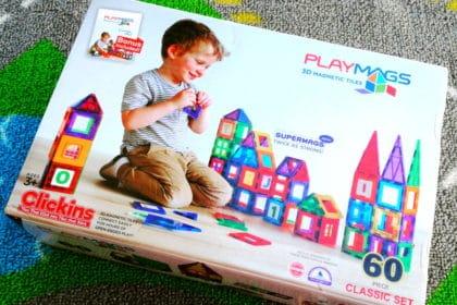 PlayMags: le tessere magnetiche per giocare infinitamente!