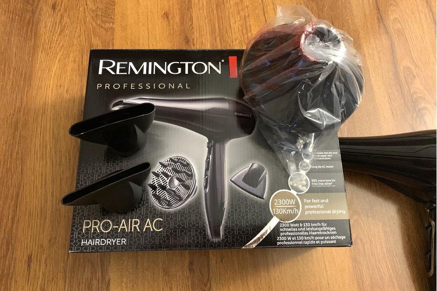 remington ac599 asciugacapelli