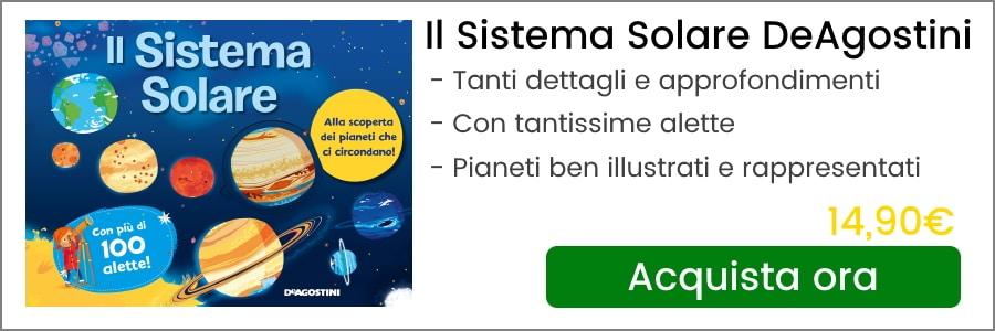il sistema solare de agostini