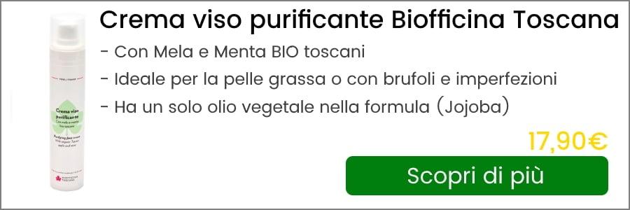 crema viso purificante biofficina toscana banner