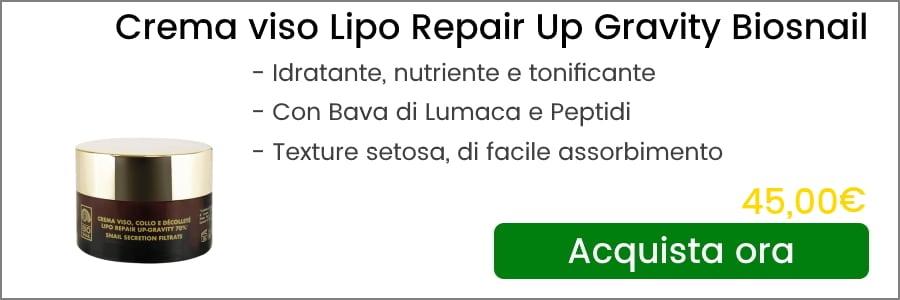 biosnail crema viso lipo repair