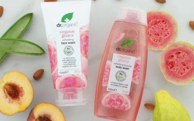 Novità Dr Organic Guava & Dr Organic Gingseng Uomo