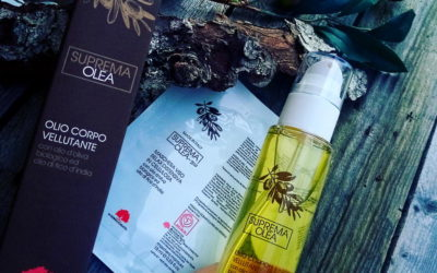 Suprema Olea: cosmetici all'Olio d'Oliva KM0