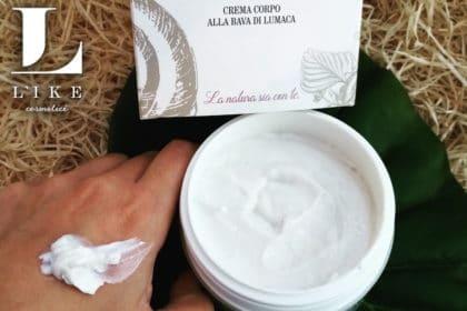Bava di Lumaca crema corpo: rimedio TOP contro le smagliature!