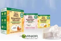 Shampoo solido Garnier Ultra Dolce: INCI & opinioni