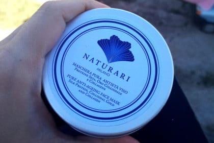 Recensione Maschera viso anti-age BIO Naturari Beauty