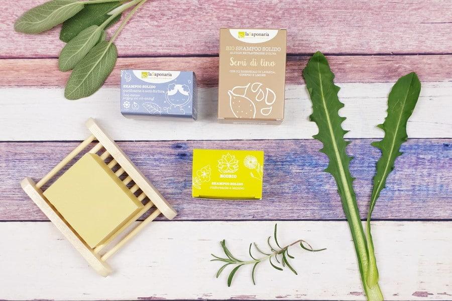 Shampoo Solido La Saponaria: quale scegliere tra quelli disponibili?