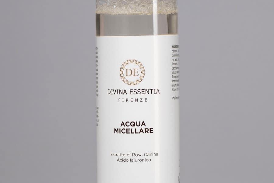 acqua micellare con acido ialuronico