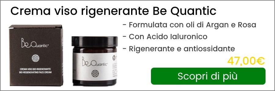 crema viso rigenerante be quantic